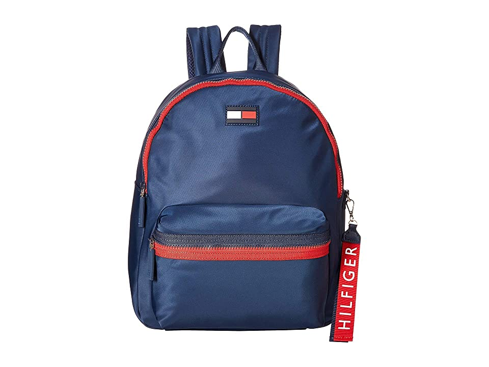 Tommy Hilfiger Leah Backpack (Tommy Navy) Backpack Bags