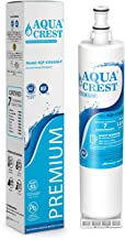 AQUACREST 4396508 NSF 53&42 Certified Refrigerator Water Filter, Compatible with Whirlpool 4396508 4396510, Filter 5, 46-9010, PUR W10186668, NLC240V.