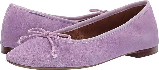 Light Purple Suede