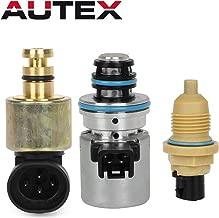 AUTEX 44RE 46RE 47RE Transmission EPC Solenoid Governor Pressure Sensor Output Speed Sensor Kits Compatible With Chrysler & Dodge & Jeep 1996 1997 1998 1999