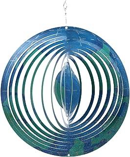 CEDAR HOME Wind Spectrum Spinner Outdoor Hanging Metal Sculpture Garden Figurine Decor Art Ornament Lawn Yard Patio 10
