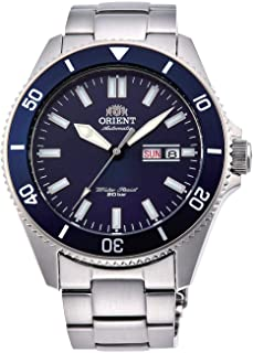 Orient Mens Automatic Watch, Analog Display and Stainless Steel Strap RA-AA0009L19B