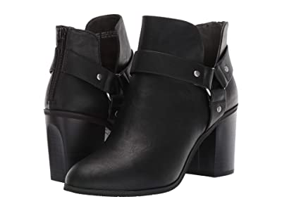 Seychelles BC Footwear by Seychelles Miss Independent (Black Leather) Women