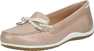 Geox D Vega MOC B, Mocassins (Loafers) Femme