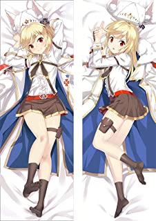 Anime enthusiasts ドールズフロントライン ドルフロ 少女前線 モシン・ナガン Nagant M1895 両面プリント ピーチスキン キャラグッズ アニメ 等身大 抱き枕カバー Anime Pillow Cover【サイズ選択可】