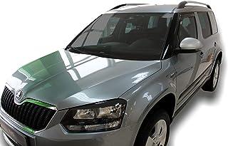 Suchergebnis Auf Für Auto Skoda Roomster Windabweiser Autozubehör Auto Motorrad