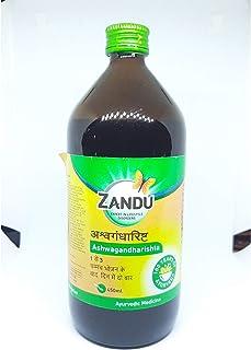 Zandu AyuHeal Zandu Ashwagandharishta- 450 ml