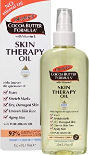 Palmer's Cocoa Butter Formula Skin Therapy Moisturizing Body Oil with Vitamin E, 5.1 Ounces