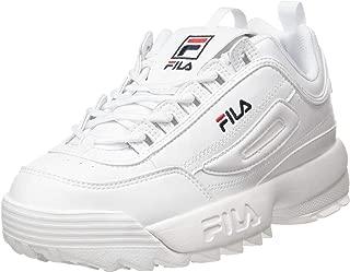 Fila Disruptor Low Wmn, Zapatillas para Mujer, Bianco (White 1fg), 42 EU