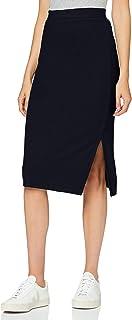find. Amazon-Marke: find. Damen Maxirock aus Baumwolle