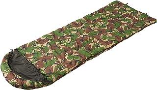 Snugpak(スナグパック) 寝袋 ノーチラス スクエア ライトハンド DPMカモ [快適使用温度3度] (日本正規品) 【新旧モデル】