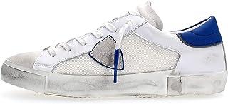 Philippe Model Sneaker Paris X Bianca E Blu, Taglia UK: