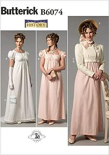 Best regency dress pattern Reviews