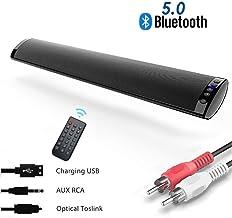 Barras de Sonido para TV, Bluetooth 5.0 Sonido Envolvente