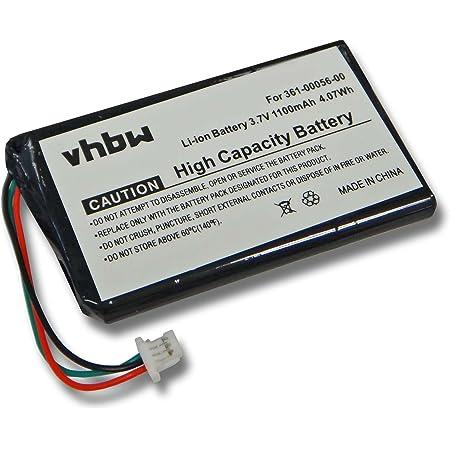 Vhbw Akku Passend Für Garmin Drive 50 51 Gps Elektronik