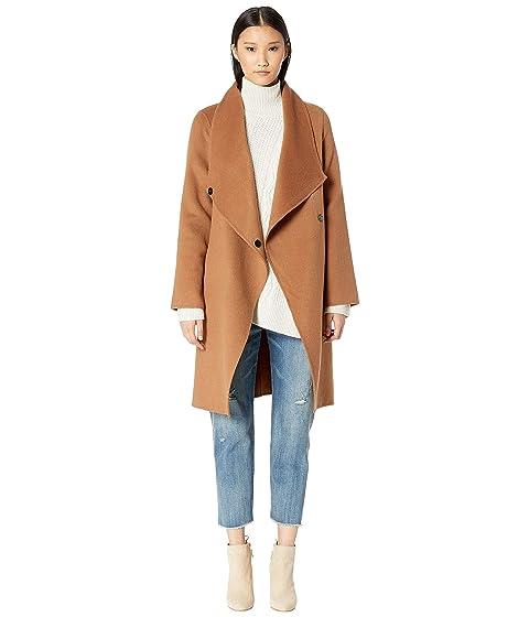 LAMARQUE Kiera Open Wrap Coat