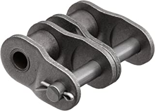 1-1//2 Pitch Cottered 1 Roller Width 0.875 Roller Diameter HKK RH120CCL1 ANSI 120H Single Strand Heavy Series Connecting Link