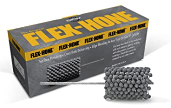 Brush Research FLEX-HONE Cylinder Hone .197 180 Grit Size Diameter BC Series Silicon Carbide Abrasive 5 mm