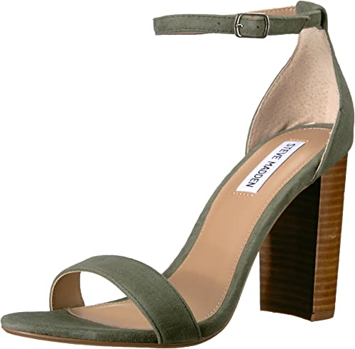 wholesale dealer f29cd 5ef04 Steve Madden damen& 039;s Carrson Carrson Carrson Heeled ...