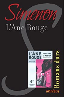 L'âne rouge (French Edition)