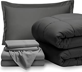 twin xl comforter set with sheets