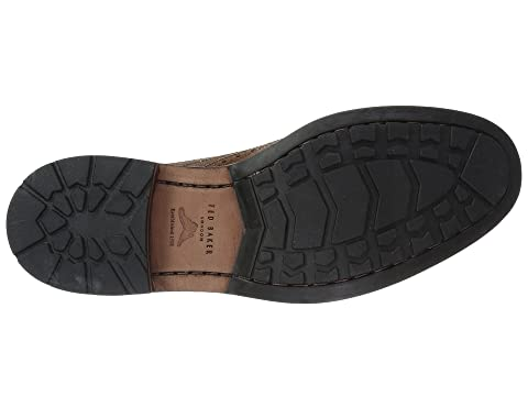 De Cuero Leathertan Ted tu Compra Guri favorito Baker 9 Negro Aq1gAxwaR