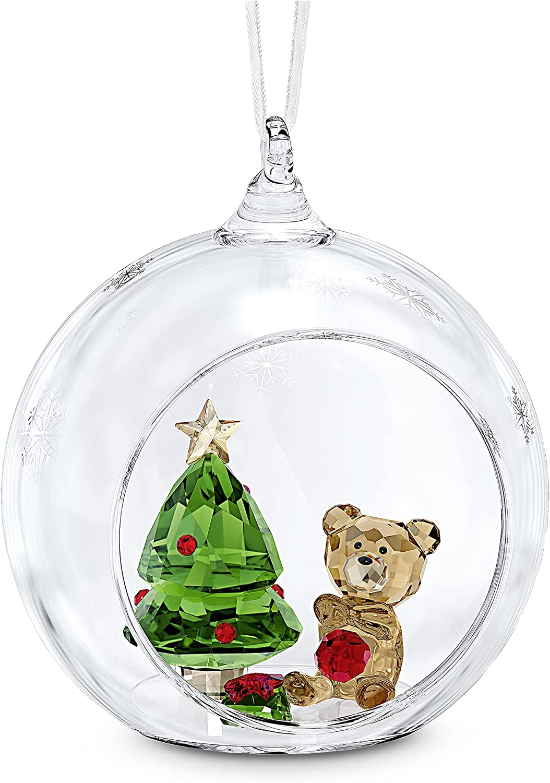 SWAROVSKI Joyful Christmas Ball トラスト Scene Ornament 『1年保証』