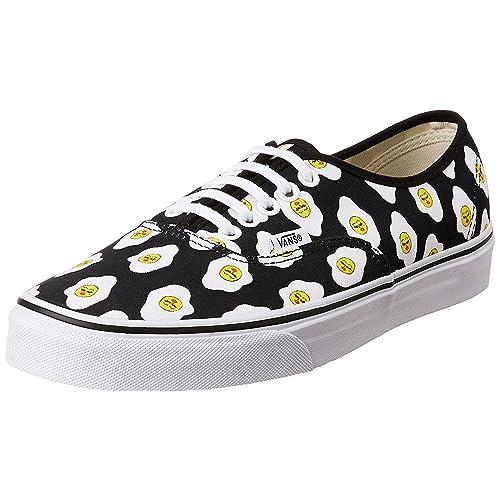 0a610af032 Vans Unisex Authentic Kendra Dandy Skate Shoes-Black-5-Women 3.5-