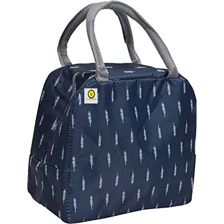 Yellow Weaves™ Insulated Travel Lunch / Tiffin / Storage Bag for Office, College & School