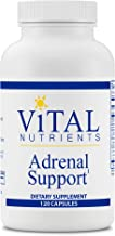 Vital Nutrients - Adrenal Support - Suitable for Men and Women - Supports Adrenal Gland Function, Supports ...