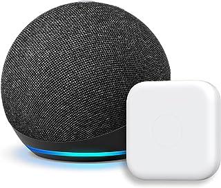 【セット買い】Echo Dot (第4世代) チャコール + Nature Remo mini2スマートリモコン