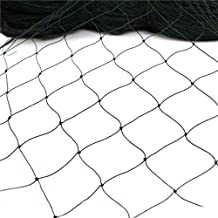 """25' X 50' Net Netting for Bird Poultry Aviary Game Pens New 1"""" Square Mesh Size (25' x 50'-1'')"""
