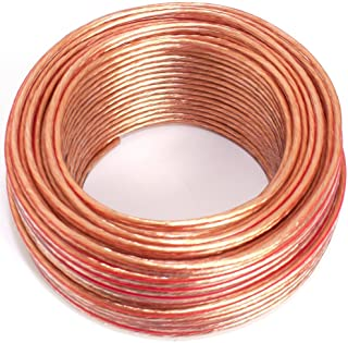 Luidsprekerkabel 2x 1,5 mm² 30 m Ring