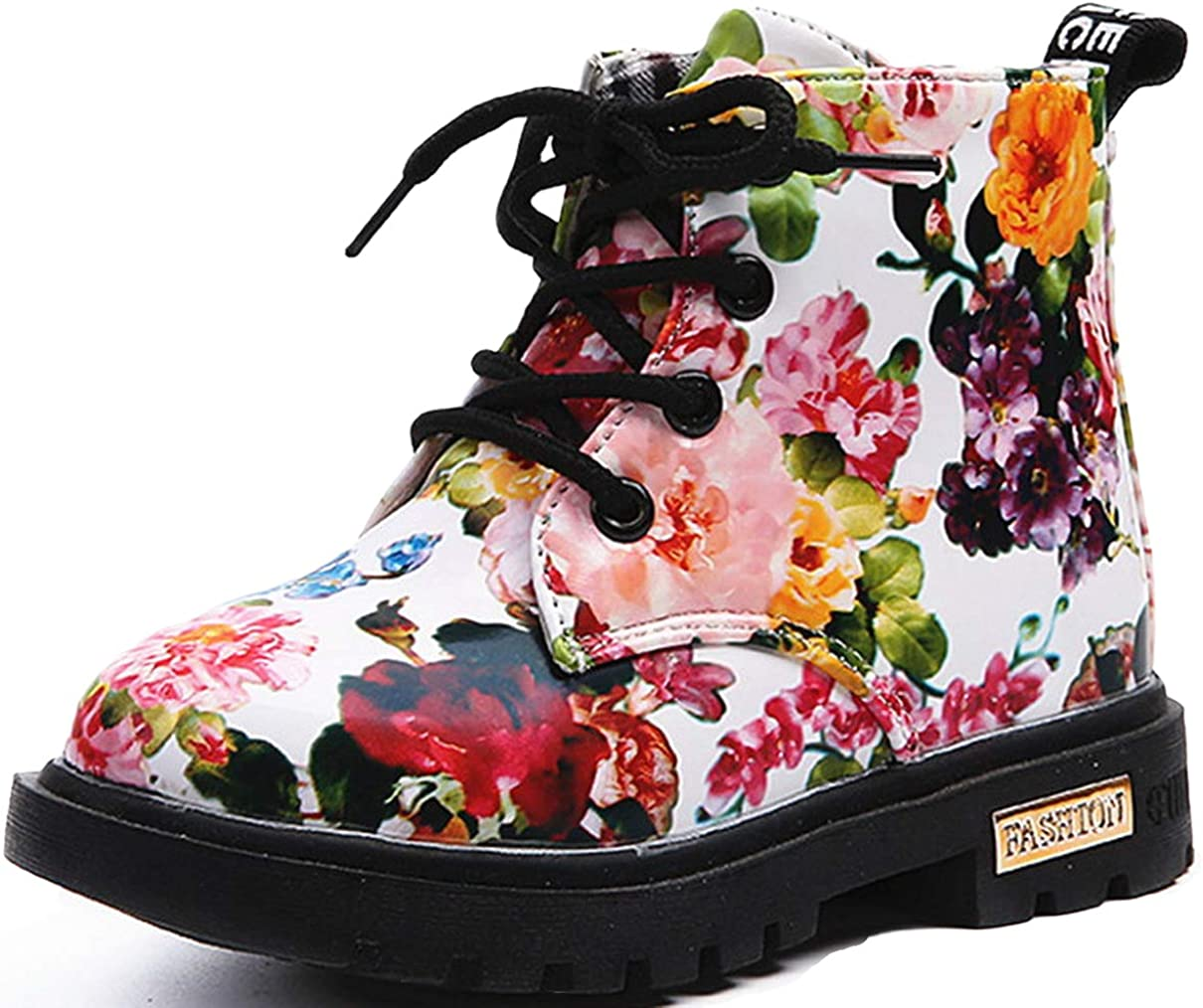 Beautoday Boy's Girl's PU 2021 new Waterproof Zipper Child Side Lac Our shop most popular Boots