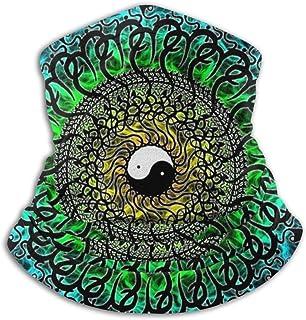 Turtle Aquatic Sea A Beach Flowe Baby Kids Face Nose And Mouth Washable Dust Mask Cloth Balaclava Bandana Scarf Shield