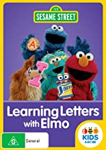 Sesame Street: Learn Letters with Elmo