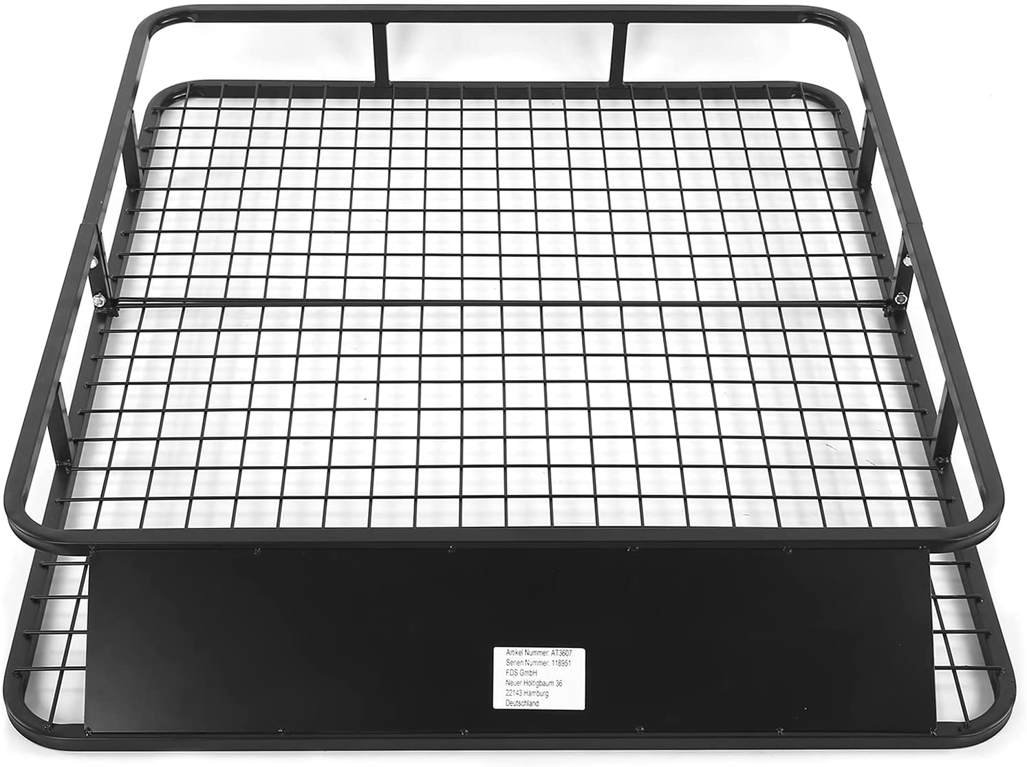 Ranking TOP6 Yunduo Roof Luggage Rack C Steel Carrier Universal Outlet SALE
