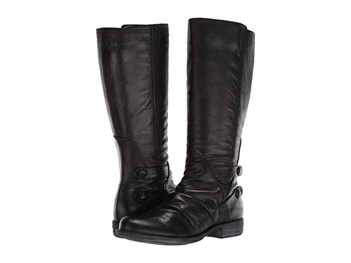 Miz Mooz  Lorenzo (Black) Womens  Boots
