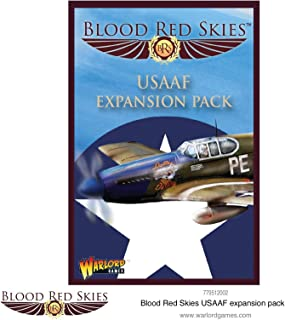 Blood Red Skies Warlord Games USAAF Expansion Pack