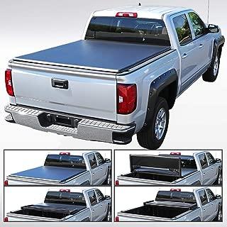 Autozensation For Ford Ranger FlareSide Splash TriFold Tonneau Cover 6ft Short Bed