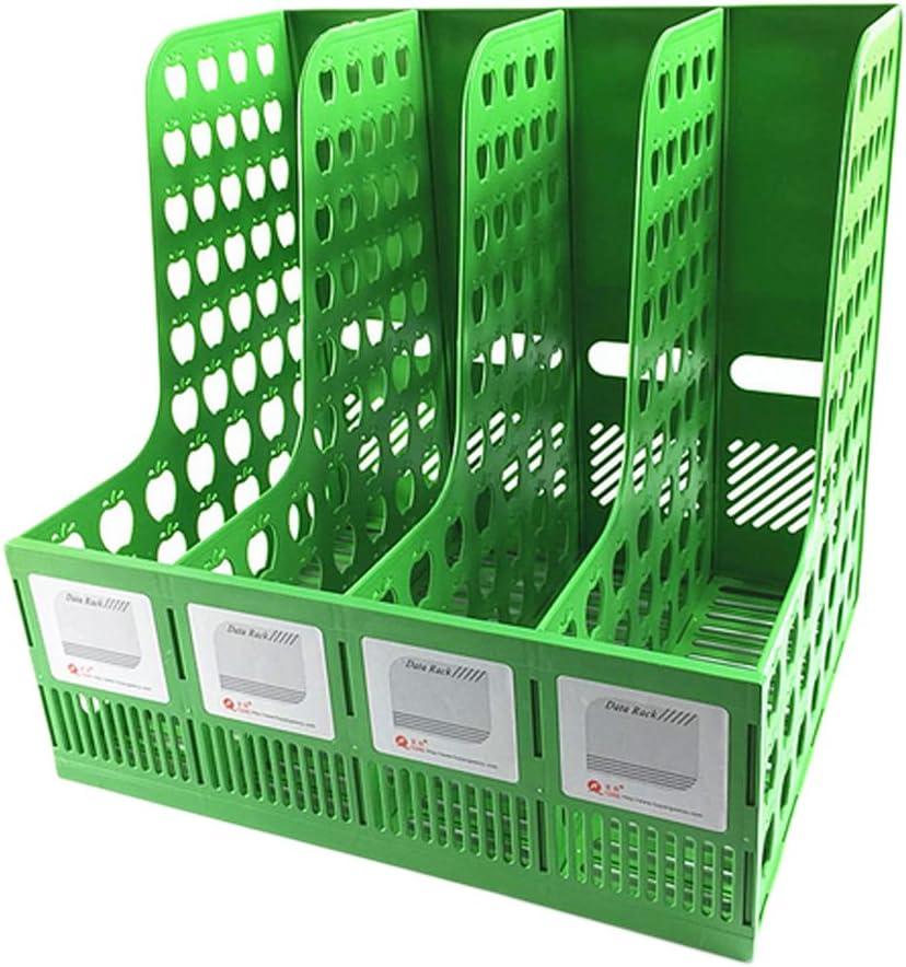 Office 4 Compartment Desktop Under blast Our shop most popular sales Folder Organizer Rack Storage File