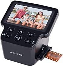 "$144 » Magnasonic All-in-One 22MP Film Scanner with Large 5"" Display & HDMI, Converts 35mm/126/110/Super 8 Film & 135/126/110 Sli..."