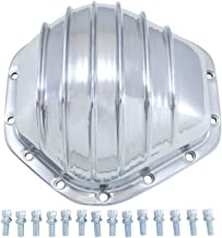 Yukon Gear & Axle (YP C2-GM14T) Polished Aluminum Cover for GM 14-Bolt Truck 10.5 Differential