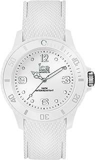 Ice-Watch - ICE sixty nine White - Montre blanche avec bracelet en silicone