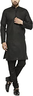 Ben Martin Rich Cotton Blend Kurta Pyjama For Men