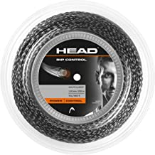 HEAD Rollo Rip Control Reel 03/04 Racquet String - Multi-Colour/NT, Size 16