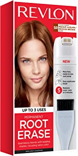 revlon red brown hair color