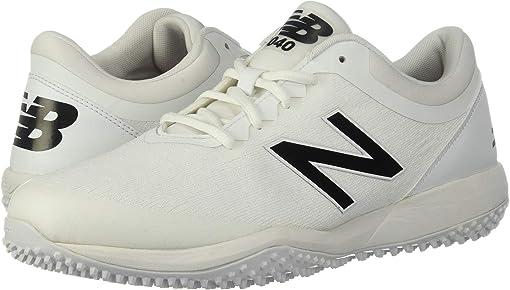 All White/White