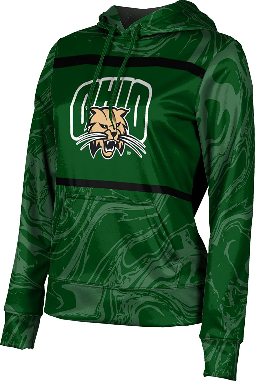 ProSphere Ohio University Girls' Pullover Hoodie, School Spirit Sweatshirt (Ripple)