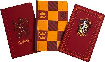 Harry Potter: Gryffindor Pocket Notebook Collection: Set of 3